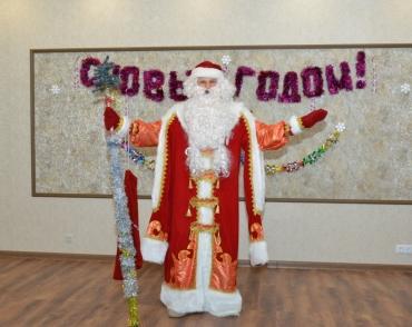 Супер Дед Мороз !!!
